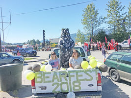 Races, photographs and plenty of bears in annual festival