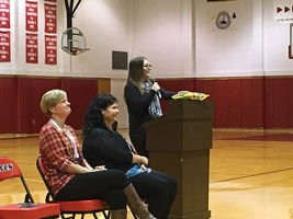 Darian Gerald shares story for suicide prevention day
