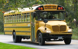 School board discusses bus contract, review first budget draft