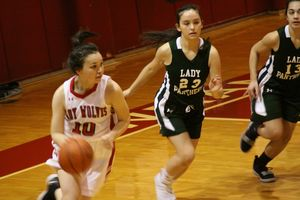 Lady Wolves dominate in first home games of the season