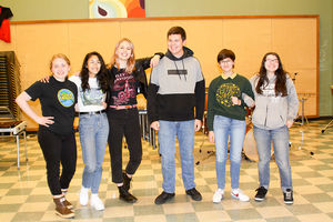 Six WHS students heading to Honor Fest