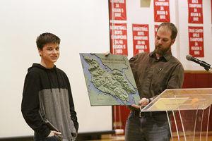 Awards ceremony held at Wrangell High School